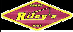 Riley's Crane Hire Ltd